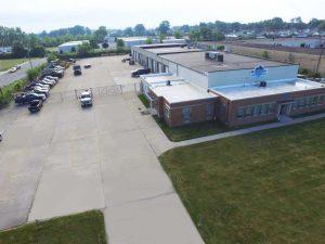 Manchester Roofing Building - Toledo, Ohio